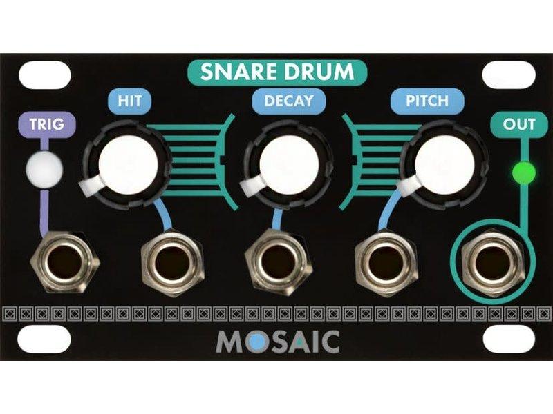 Mosaic Snare Drum