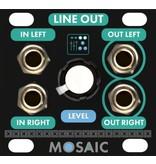 Mosaic Line Output