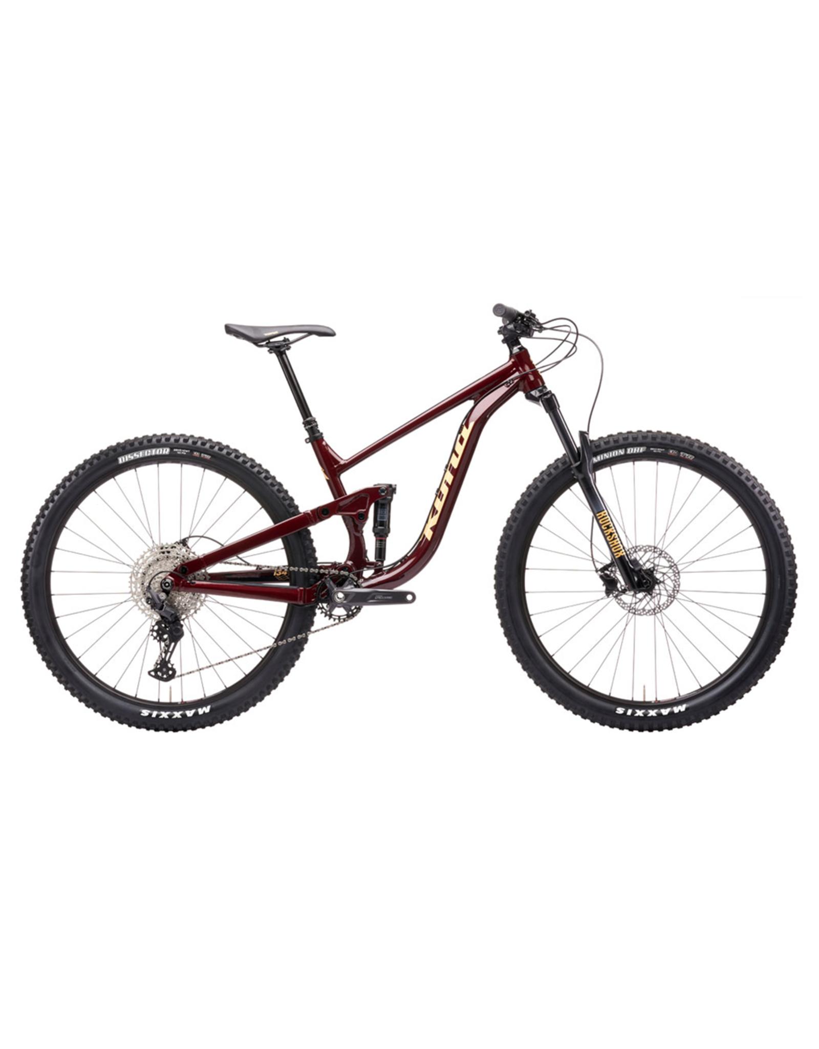 KONA Kona Process 134 Complete Bike
