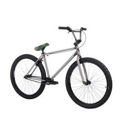 """Subrosa Malum DTT 26"""" Complete BMX Bike: Matte Raw"""
