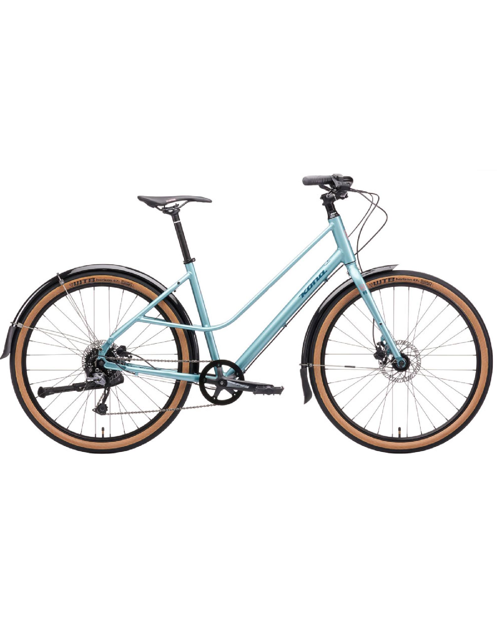 KONA Kona Coco Complete Bike: SM: Gloss Mint