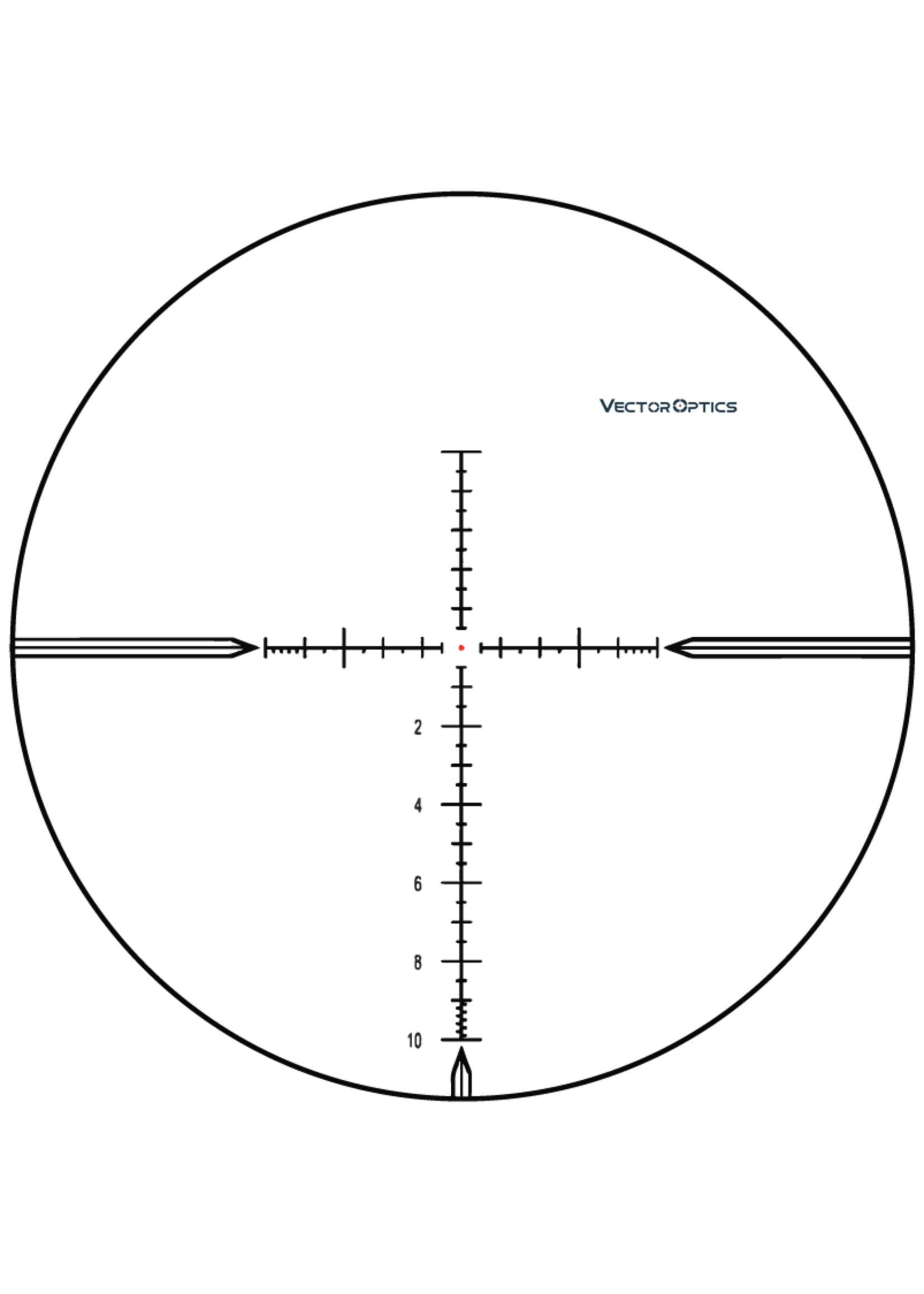 Vector Optics Vector Optics Taurus HD Series FFP  Riflescope