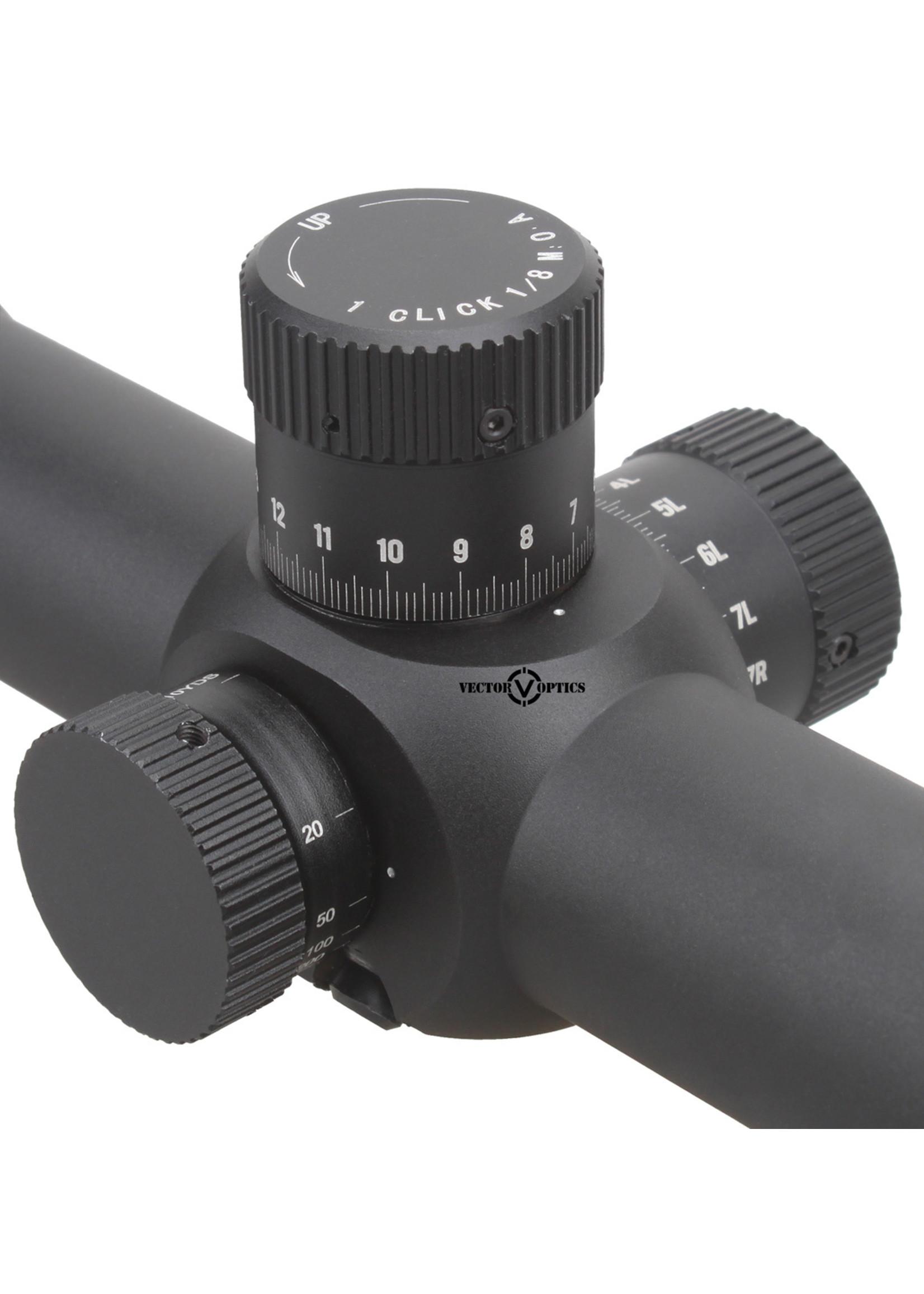 Vector Optics Vector Optics Atlas 5-30x56 SFP LongRange Riflescope 35mmTube 1/8MOA