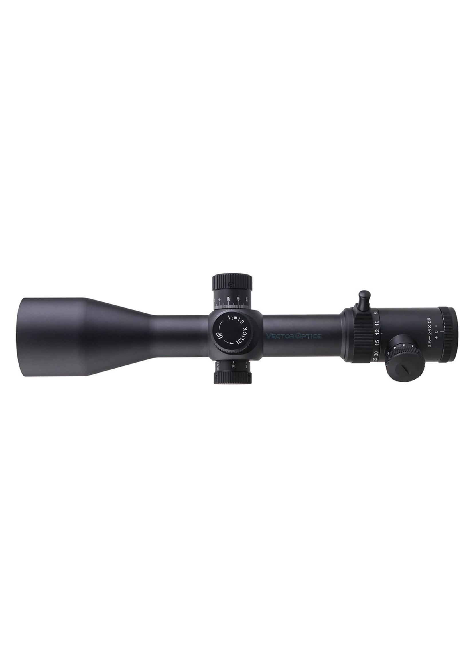 Vector Optics Vector Optics Reiter 3.5-25x56 SFP Longrange Riflescope MARD 35MM Tube