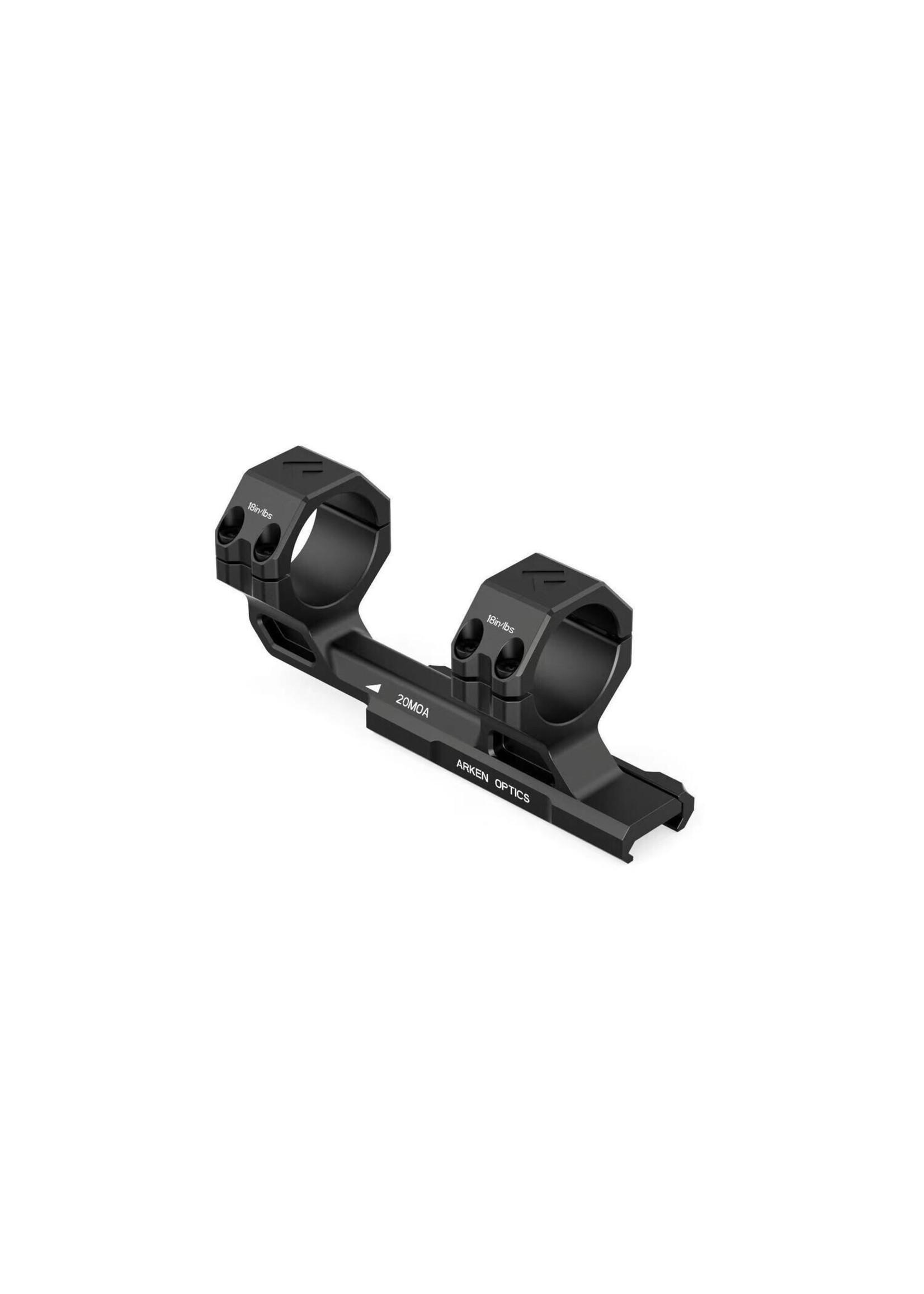 Arken Arken Optics Rigid Precision Mount 34mm - 20 MOA
