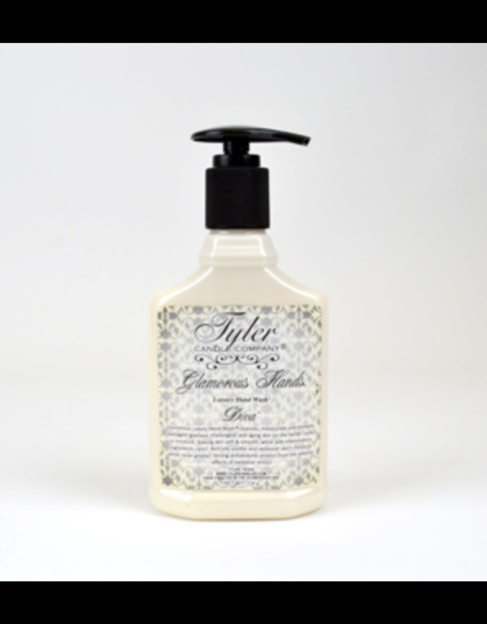 Tyler Tyler Hand Soap 8 oz