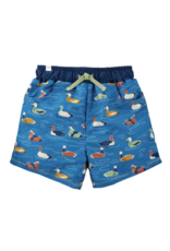 Mud Pie Mud Pie Boys Mallard Print Swim Trunks