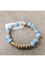 Bo B.K.  Designs Bracelet Stone Amazonite