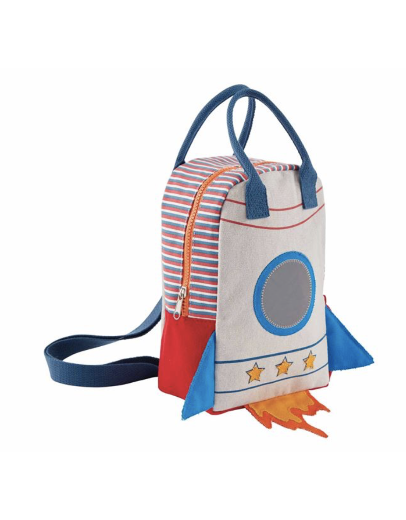 Mud Pie Rocket Backpack