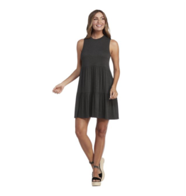 Mud Pie Tully Dress Charcoal