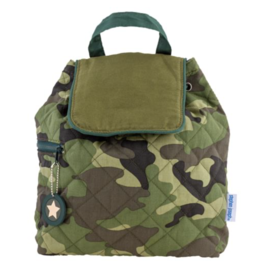 Stephen Joseph Backpack Quilted Camo