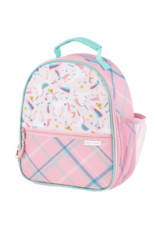 Stephen Joseph Lunch Box Pink Unicorn Rainbow All Over F19