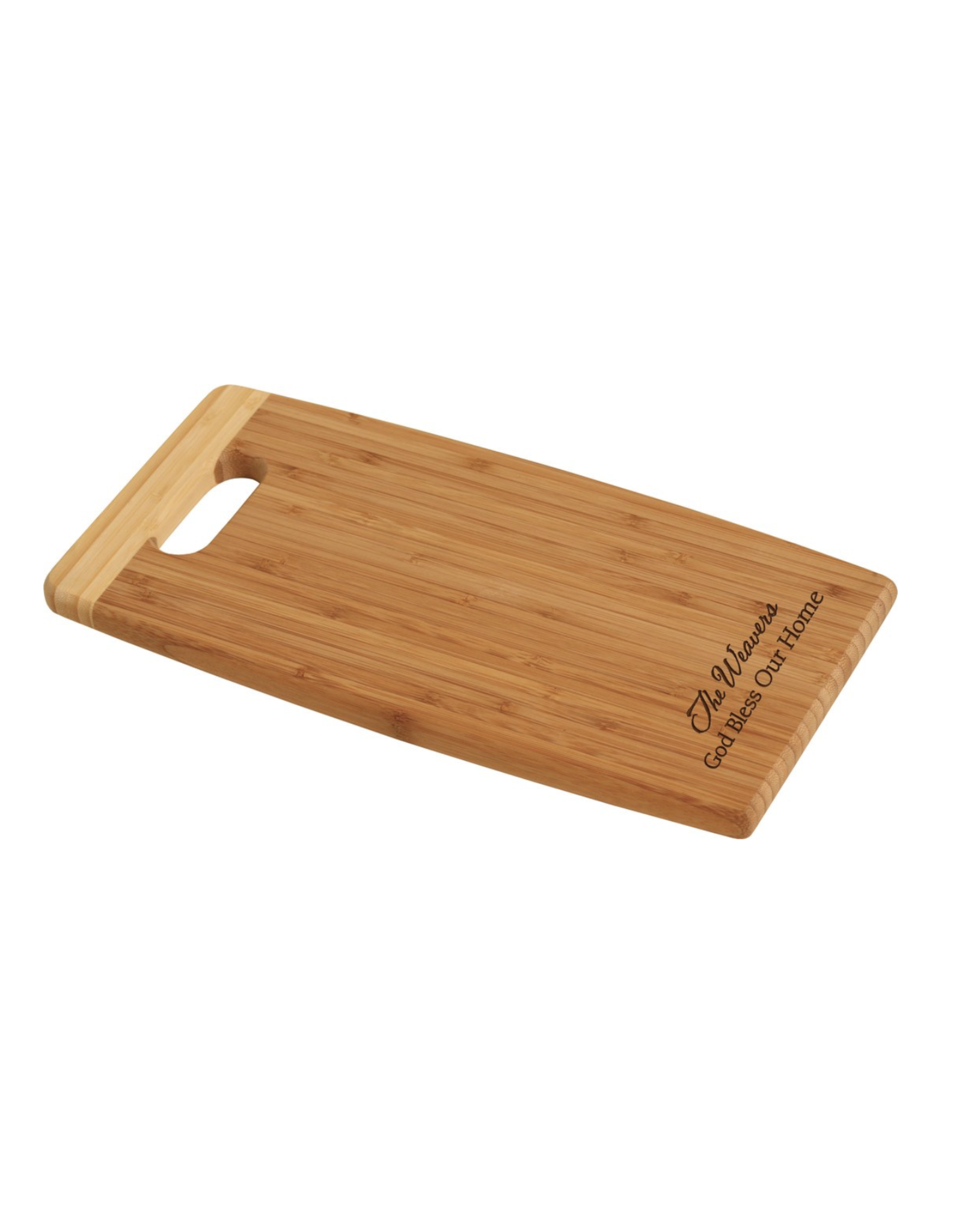 P Graham Dunn Bamboo Cutting Board Includes Laser Engraving