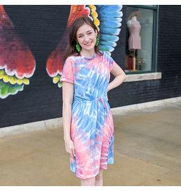 Simply Southern Coastal Dress Swirl
