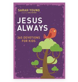 Harper Collins Devotional Jesus Always 365 For Kids