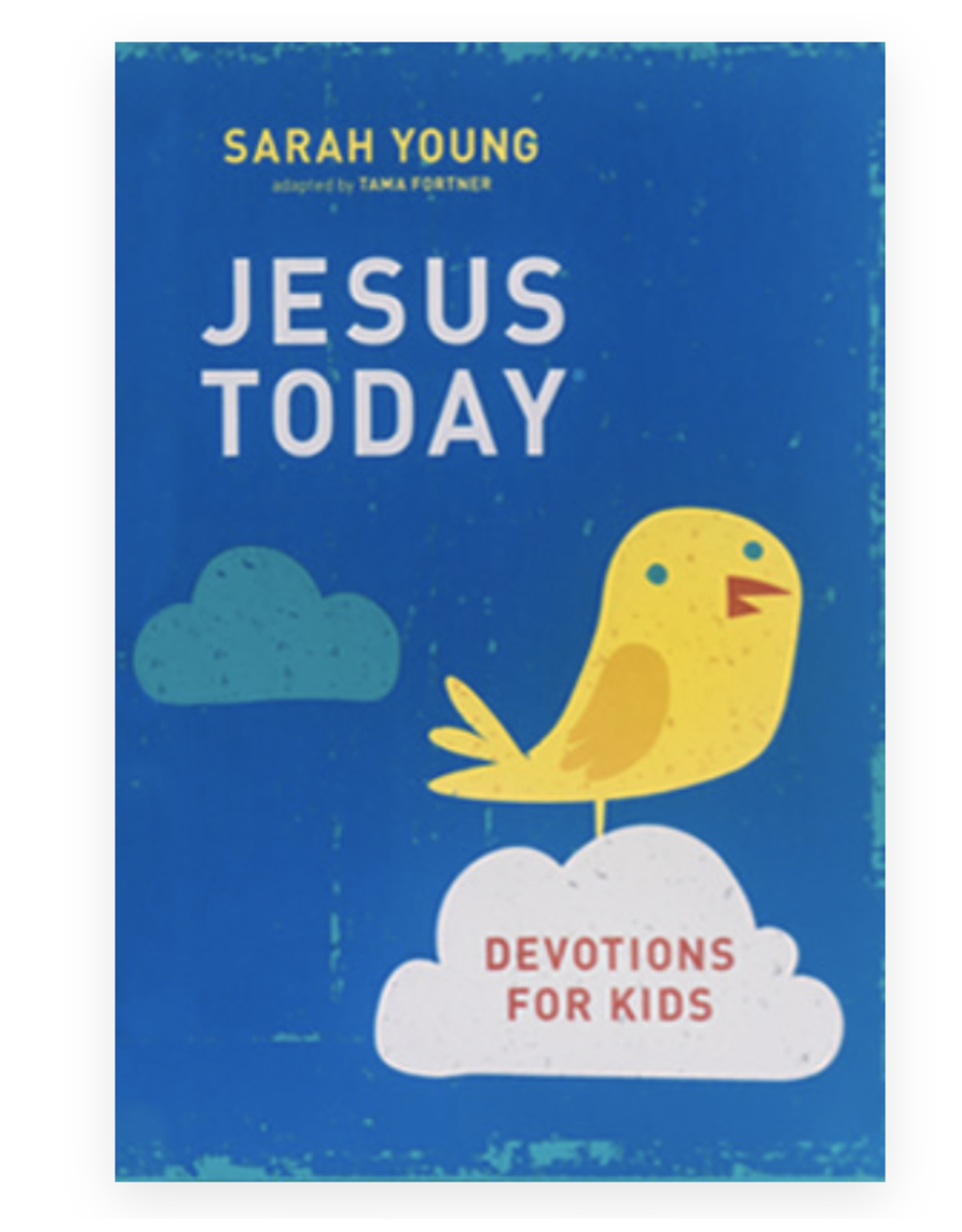 Harper Collins Book Jesus Today Devotions Kids