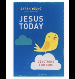 Harper Collins Book Jesus Today Devotions Kids