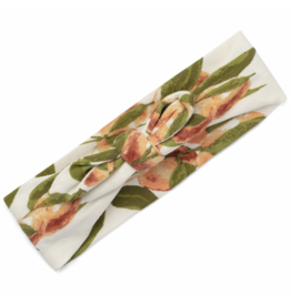 Milkbarn Headband Organic Peaches