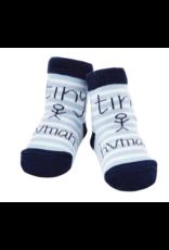 Mud Pie Socks Tiny Human