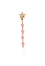 Mud Pie Pacy Clip Wooden Girl Star