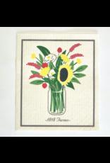 1818 Farms Dishcloth Fresh Flowers