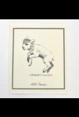 1818 Farms Dishcloth Jumping Lamb