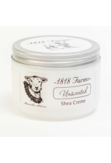 1818 Farms Shea Creme Unscented 4 OZ
