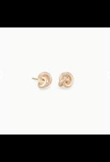 Kendra Scott Earring Presleigh Stud RSG Metal