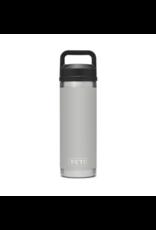 Yeti Rambler 18 Bottle Chug Granite Gray