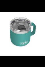 Yeti Rambler 14 Mug Aquifer Blue
