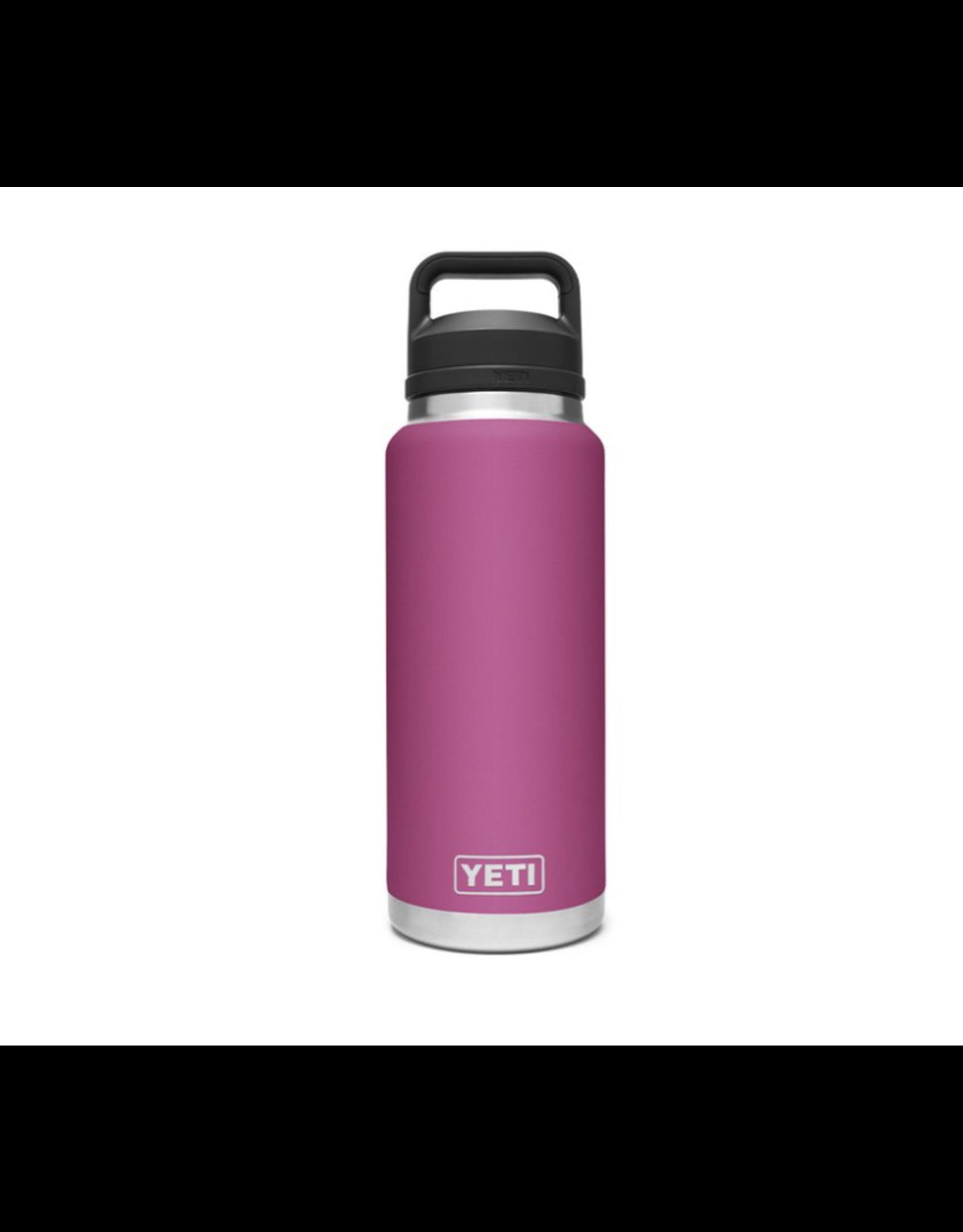 Yeti Rambler 36 Bottle Chug Prickly Pear Pink