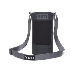 Yeti Rambler Bottle Sling Large Charcoal
