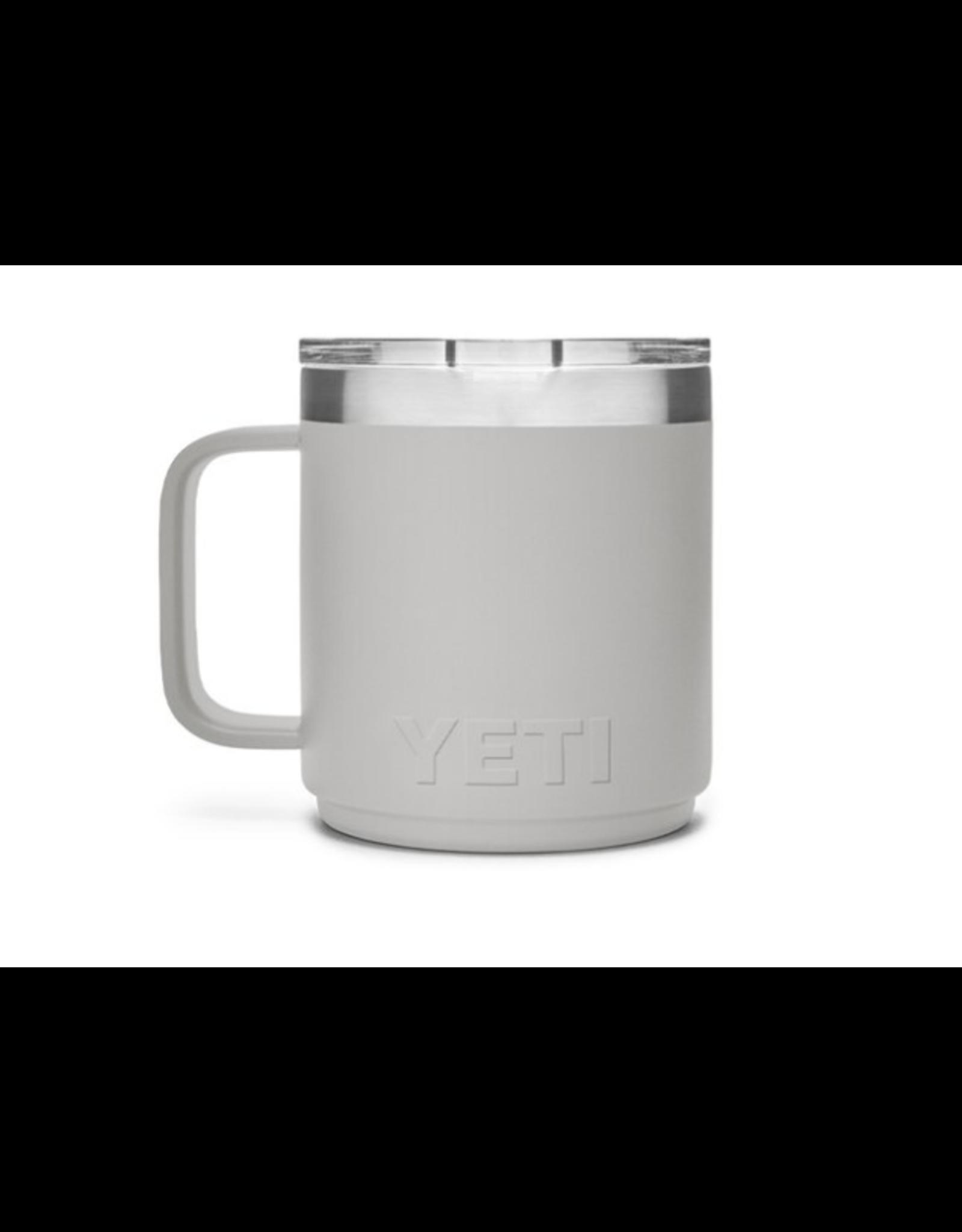 Yeti Rambler 10 Mug Granite Gray
