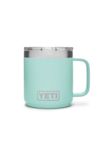 Yeti Rambler 10 Mug Seafoam
