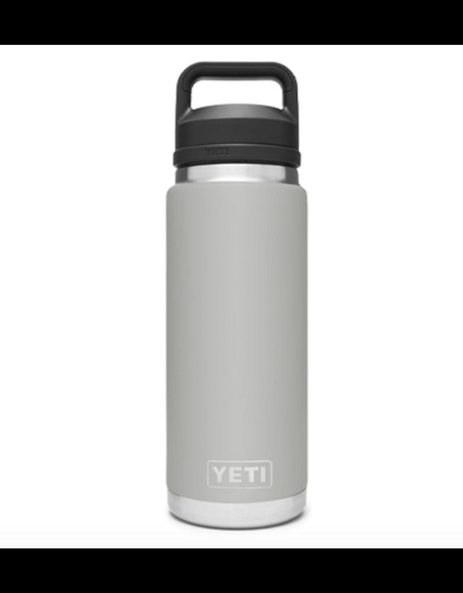 Yeti Rambler 26 Bottle Chug Granite Gray