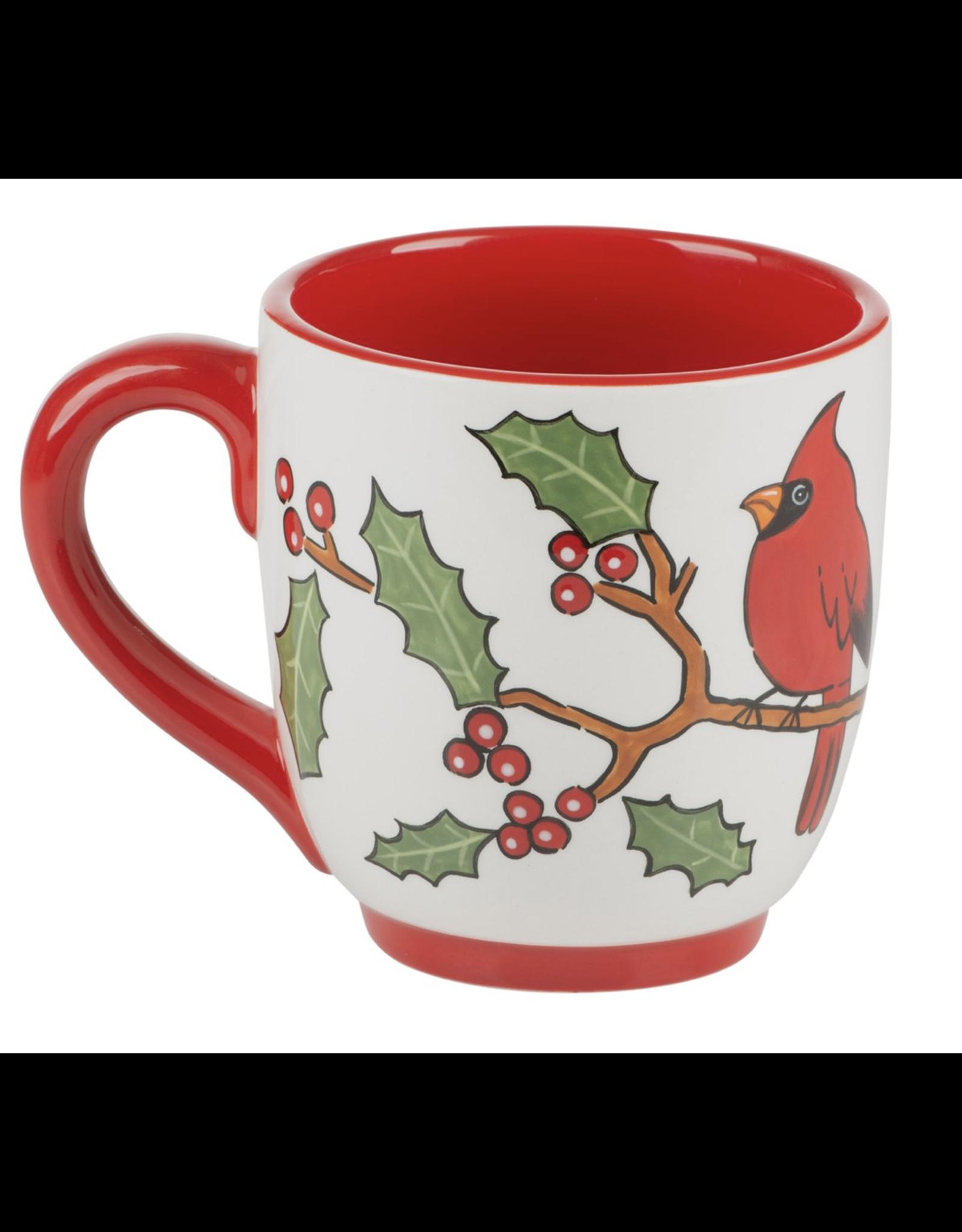 Glory Haus Mug Red Bird