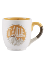 Glory Haus Mug Faith Can Move Mountains