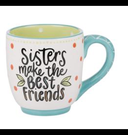 Glory Haus Mug Sisters Make The Best Friends