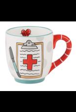 Glory Haus Mug Nurse Off The Charts