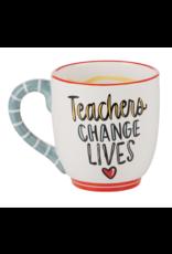 Glory Haus Mug Teachers Change Lives