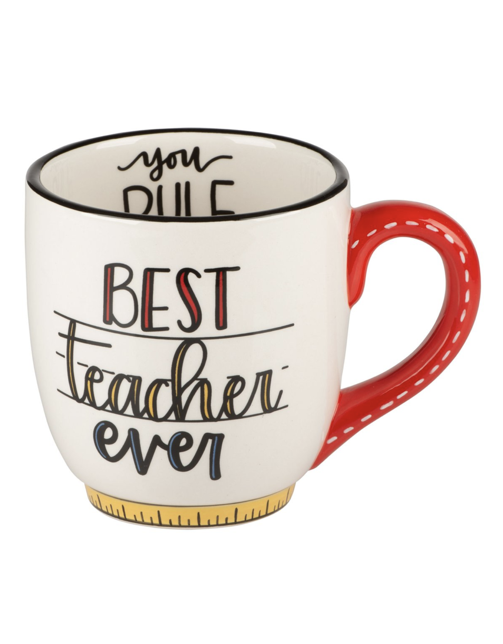 Glory Haus Mug Best Teacher Ever