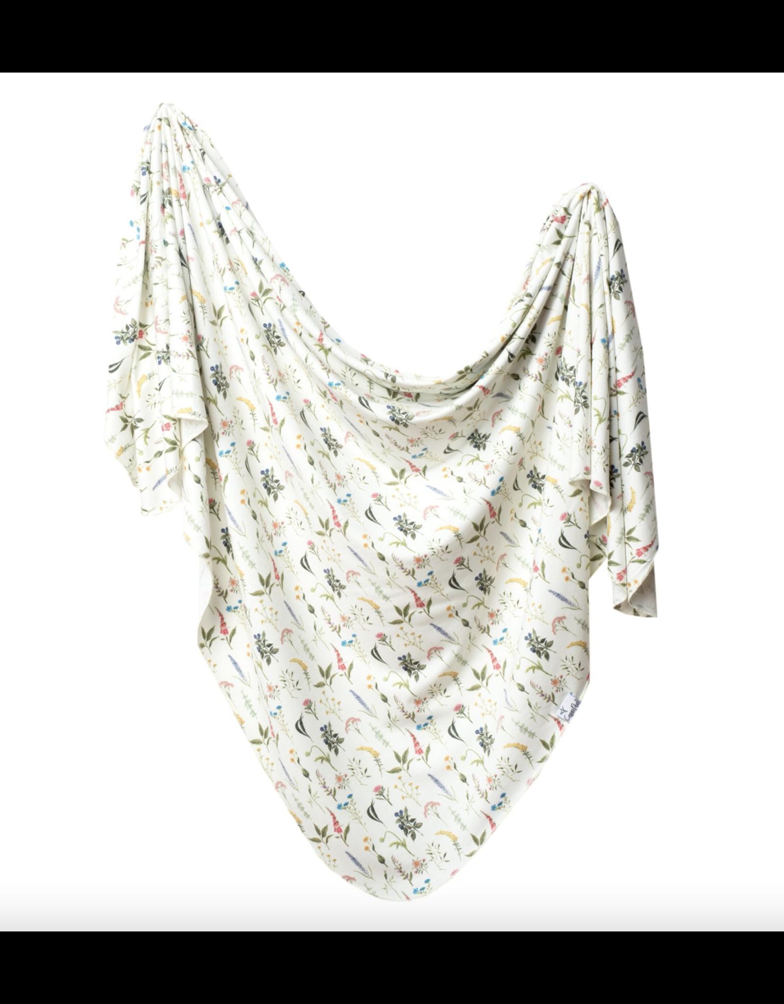 Copper Pearl Blanket Knit Aspen