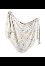 Copper Pearl Blanket Knit Rex