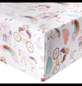 Copper Pearl Crib Sheet Enchanted Premium