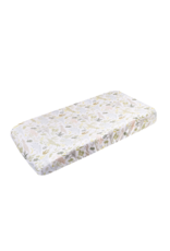 Copper Pearl Diaper Changing Pad Cover Rex