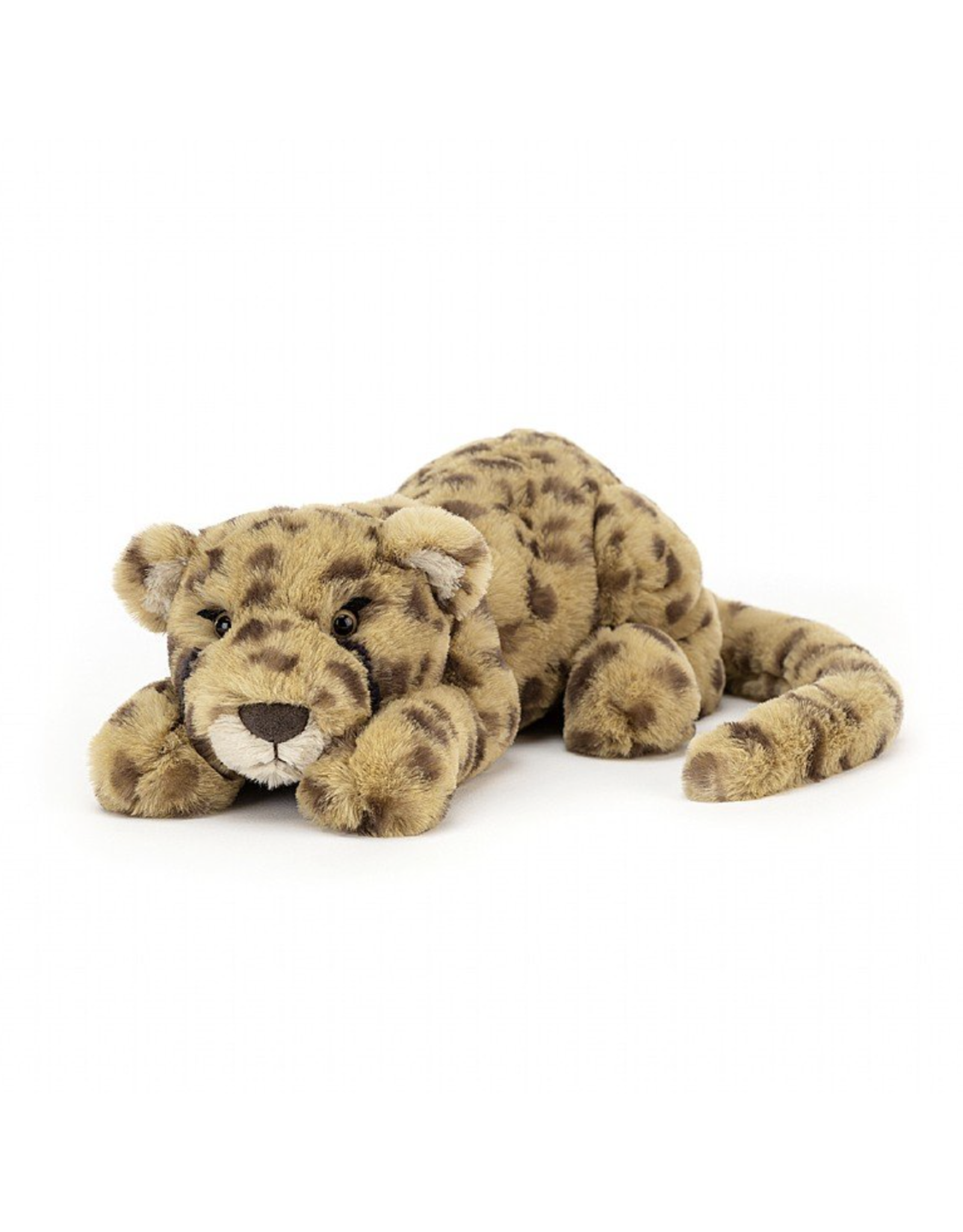 Jelly Cat Charley Cheetah Little