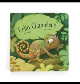 Jelly Cat Book Colin Chameleon