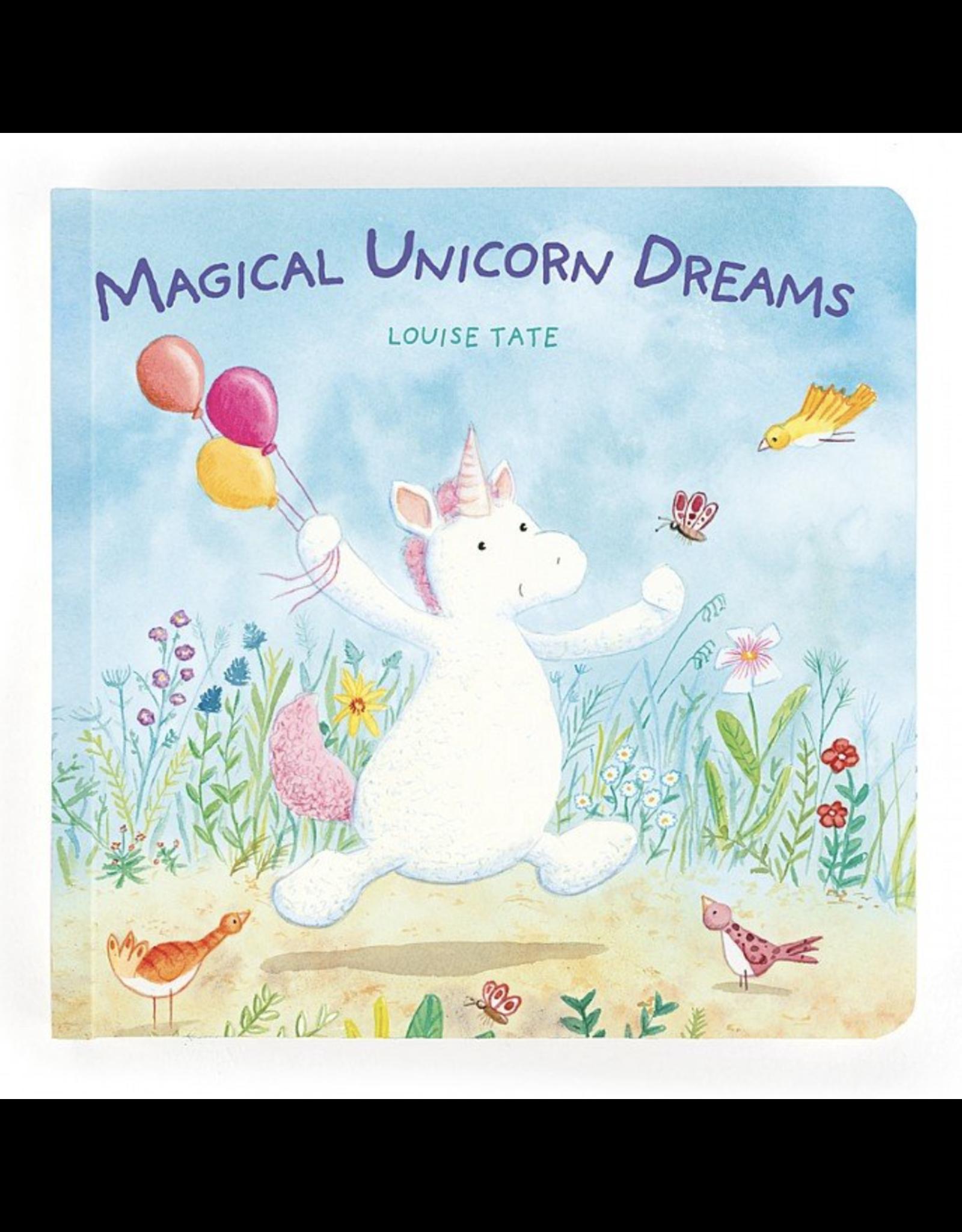 Jelly Cat Book Magical Unicorn Dreams