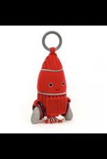 Jelly Cat Cosmopop Rocket Activity Toy
