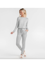 Southern Shirt Company Sincerely Soft Heather Joggers Monument